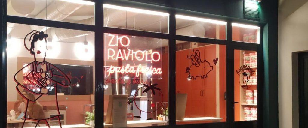 Zio Raviolo maquinaria de hostelería